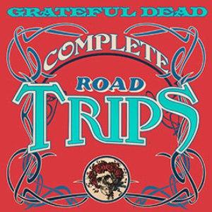 Grateful Dead альбом Complete Road Trips