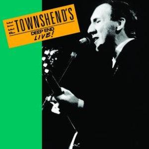Pete Townshend альбом Deep End Live!