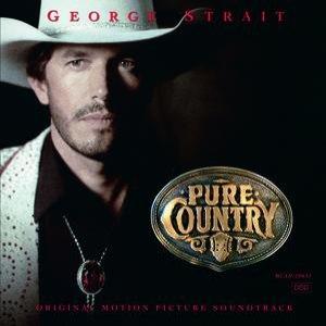 George Strait альбом Pure Country