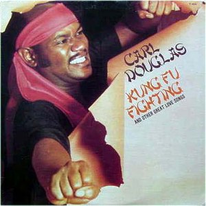 Carl Douglas альбом Kung Fu Fighting and Other Great Love Songs