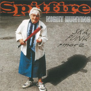 Spitfire альбом Night Hunting