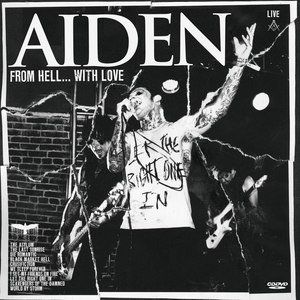 Aiden альбом From Hell With Love (LIVE)