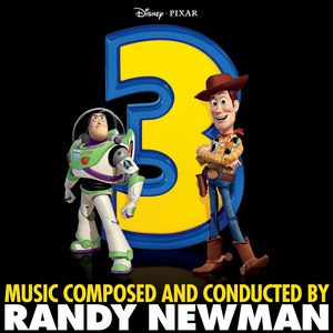 Randy Newman альбом Toy Story 3