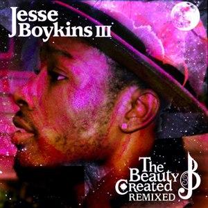 Jesse Boykins III альбом The Beauty Created Remixed