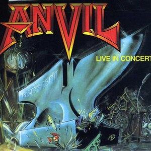 Anvil альбом Past And Present - Live In Concert