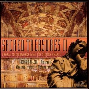 Gregorio Allegri альбом Sacred Treasures II