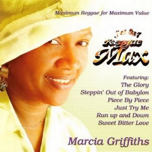 Marcia Griffiths альбом Jet Star Reggae Max Presents… Marcia Griffiths