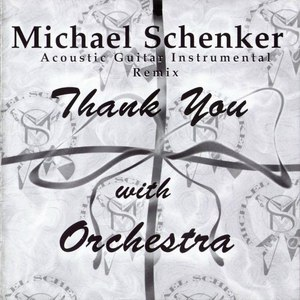 Michael Schenker альбом Thank You With Orchestra