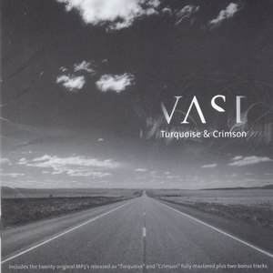 VAST альбом Turquoise & Crimson