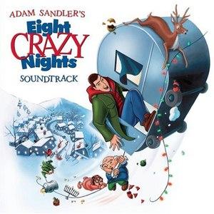 Adam Sandler альбом Adam Sandler's Eight Crazy Nights