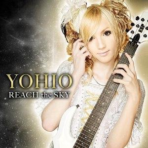 YOHIO альбом REACH the SKY