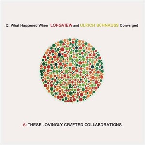 Longview альбом Q: What Happened When Longview and Ulrich Schnauss Converged? A: These Lovingly Crafted Collaborations