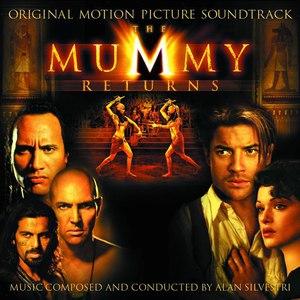 Alan Silvestri альбом The Mummy Returns
