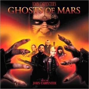 John Carpenter альбом Ghosts Of Mars