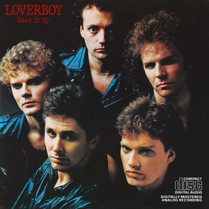 Loverboy альбом KEEP IT UP