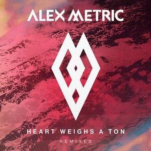 Alex Metric альбом Heart Weighs A Ton Remixes