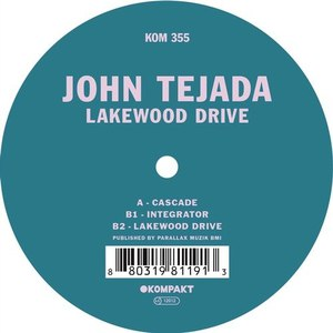 John Tejada альбом Lakewood Drive