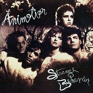 Animotion альбом Strange Behavior