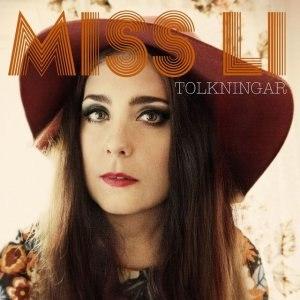 Miss Li альбом Tolkningar