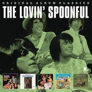 The Lovin' Spoonful альбом Original Album Classics