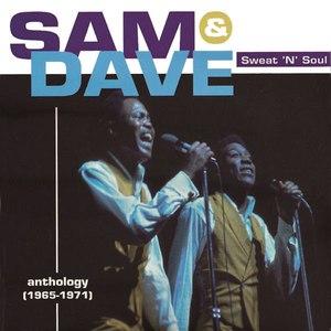 Sam & Dave альбом Sweat 'N' Soul: An Anthology [1965-1971]