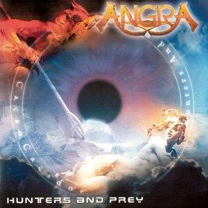 Angra альбом Hunters and Prey