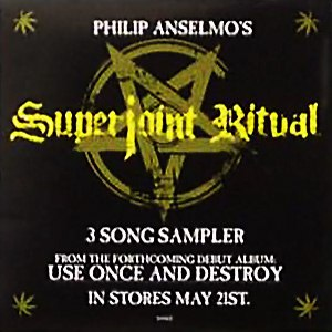 Superjoint Ritual альбом 3 Song Sampler