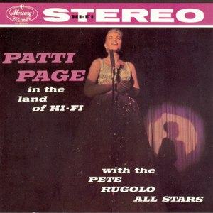 Patti Page альбом In The Land Of Hi-Fi