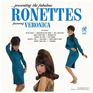 The Ronettes альбом Presenting the Fabulous Ronettes Featuring Veronica