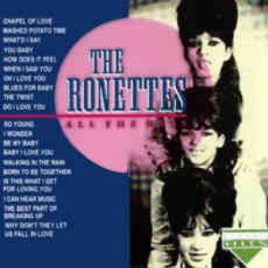 The Ronettes альбом All the Hits
