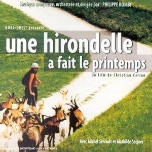 Philippe Rombi альбом Une Hirondelle A Fait Le Printemps