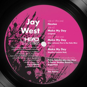 Jay West альбом Music Can EP