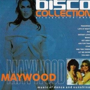 Maywood альбом Disco Collection