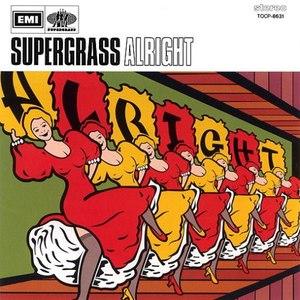 Supergrass альбом Alright