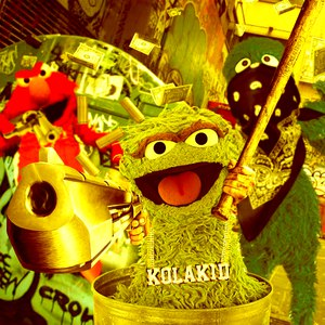 Kola Kid альбом SANDWICH