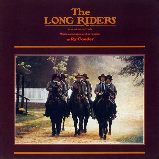 Ry Cooder альбом The Long Riders [OST]