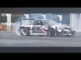 Drift Vine | Nissan Skyline Gtr r32 Gao Xuan Tests Before Stage of D1GP China