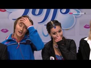 GP Skate America 2016. Ice Dance - FD. Elena ILINYKH/Ruslan ZHIGANSHIN