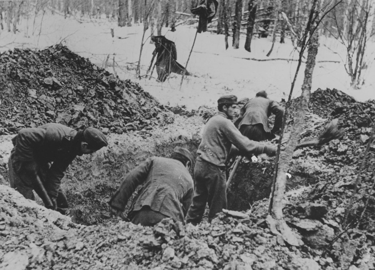 Вторая мировая война, военные фото, документальные фильмы о .