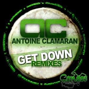 Альбом Antoine Clamaran Get Down