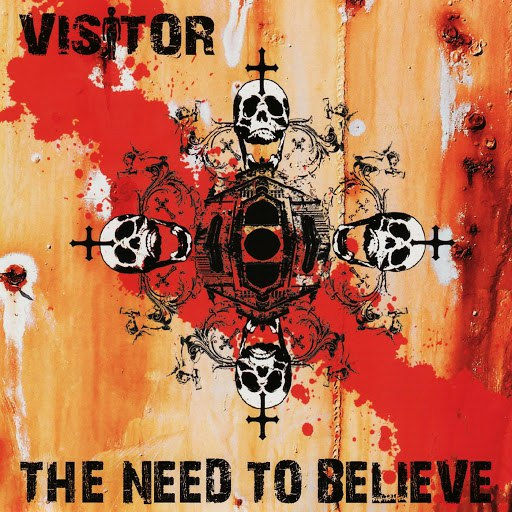 Visitor альбом The Need To Believe