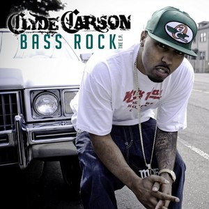 Альбом Clyde Carson Bass Rock