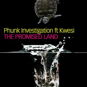 Альбом Phunk Investigation The Promised Land