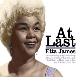 Etta James альбом Etta James - At Last