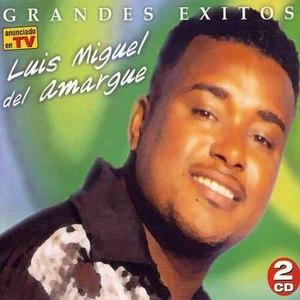 Luis Miguel Del Amargue альбом Grandes Exitos