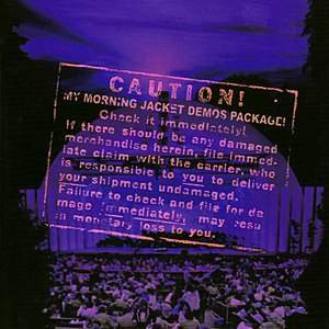 My Morning Jacket альбом At Dawn & Tennessee Fire Demos Package