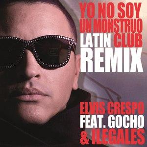 Elvis Crespo альбом Yo No Soy Un Monstruo