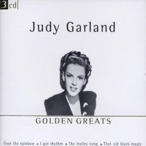 Judy Garland альбом Golden Greats