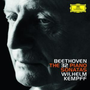 Альбом Wilhelm Kempff Beethoven: The 32 Piano Sonatas