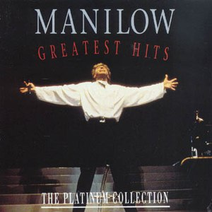 Альбом Barry Manilow Greatest Hits: The Platinum Collection